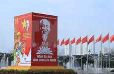 President Ho Chi Minh in the hearts of international friends