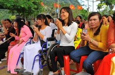 Women with disabilities bear brunt of poverty, gender obstacles