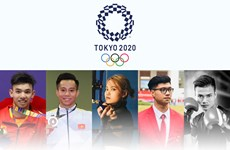 Tokyo Olympic flame still burns brightly in athletes' dreams