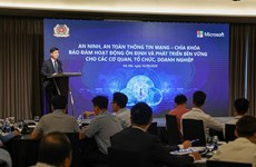 Vietnam faces risks from cyberspace: experts