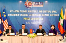 ASEAN steadfast in commitment to promoting regional economic growth