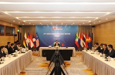ASEAN reviews intra-bloc finance cooperation
