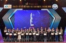 Vietnam Digital Awards 2020: nearly 60 outstanding enterprises honoured