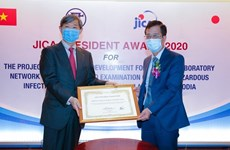 JICA pledges to bolster comprehensive health care cooperation with Vietnam
