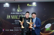 Divo Tung Duong wins three major prizes at 2021 Devotion Music Awards