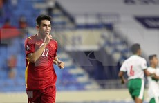 Chances for Vietnam to advance to World Cup qualifiers' third round
