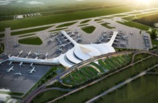 Long Thanh airport's first phase expected to become operational in late 2025