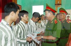 Prisoners in Quang Binh province granted clemency
