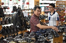 Leather-footwear exports post double-digit growth rate in Q1