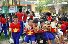 Developing reading culture based on learning fondness