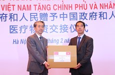 Vietnam supports China with medical supplies to fight nCoV