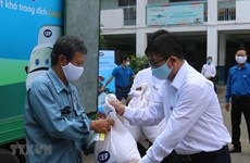 Immediate action required to deliver aid to pandemic-hit people