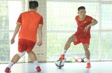 Vietnam's futsal team gain FIFA praise ahead of 2021 World Cup