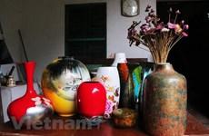 Ha Thai lacquerware village facing shortage of young hands