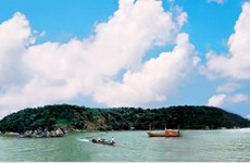 Tranquil beauty of Hon Chuoi - outpost island in southwestern sea