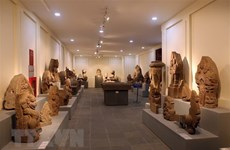 Vietnam's oldest museum - home of Cham cultural treasures