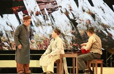 'Cai luong' plays reformed to touch audience's hearts