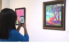 Vietnam – Thailand fine arts exhibition opens in Hanoi