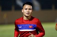 Vietnamese footballer nominated Asia's best footballer award