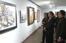 Exhibition on Lunar New Year  opens in Da Nang