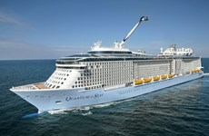 Vietnam pushes cruise ship tourism forward