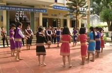School preserves ethnic traditional values