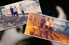 'TrashTag Challenge' grabs attention