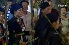 San Chay ethnic people's dance wows Hanoi audiences