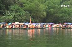 Trang An Festival in Ninh Binh province