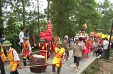 Ha Nam celebrates Doi Son Pagoda Festival