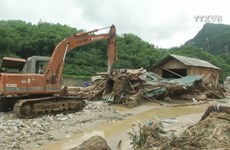 Localities suffer great losses from natural disasters