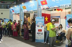 Vietnamese workers attend foreign labour festival in RoK
