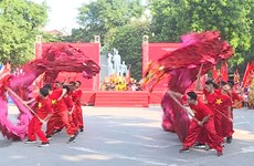 Hanoi Dragon Dance Festival 2019 brings joy to capital