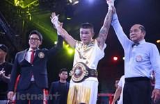 Vietnam's boxing sport reaches new height