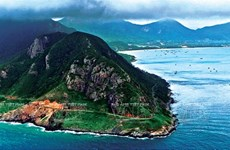 """Aerial view of Vietnam Coastline and Island"" photo book launched"