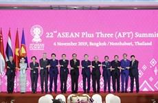 Prime Minister attends ASEAN Plus Three Summit