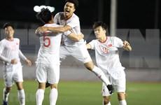 Vietnam beat Singapore 1-0 in SEA Games match