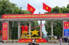 Activities celebrate National Day in Hanoi