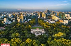Ho Chi Minh City, a modern metropolis