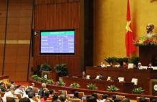 Legislature ratifies Vietnam-EU FTA