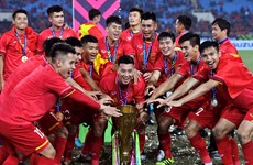 Vietnam still leads Southeast Asia's football rankings