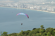 Da Nang hosts National Paragliding Championship 2020