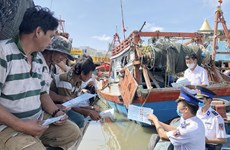 Ensuring fishermen's safety amid COVID-19