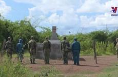 Border guards intensify patrols amid COVID-19