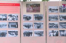 Photo exhibition spotlights President Ho Chi Minh Mausoleum