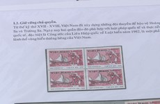 Stamps tell the story of a nation