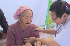 Underprivileged given free health check-ups
