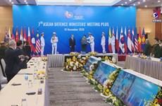 Defence diplomacy improves Vietnam's position