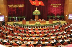 Party Central Committee's 15th plenum focuses on personnel work