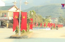 Muong Te border district prepares for elections
